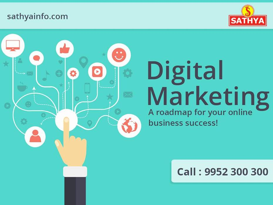 Digital Marketing-Sathya Technosoft