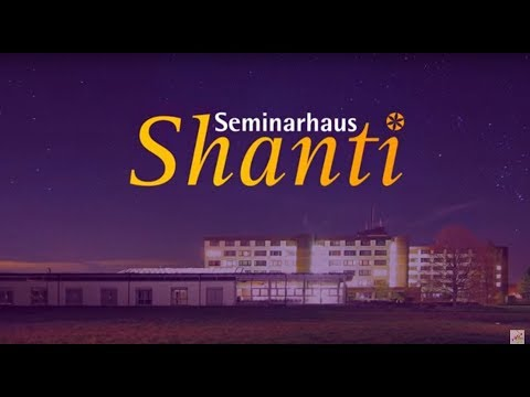 The Seminar house Shanti in Bad Meinberg, Germany