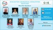 Virtual sub-regional Consultation for South Asia