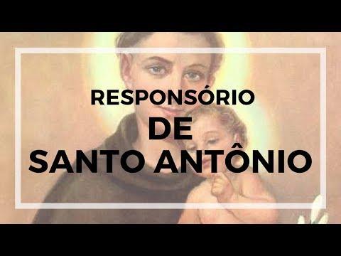 Responsório de Santo Antônio para recuperar aquilo que foi perdido ou roubado