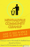 Newhallville Community Cleanup