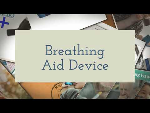 Breathing Aid Device