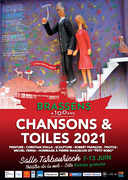 Exposition centenaire de Brassens