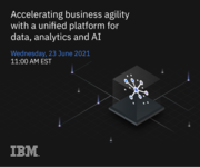 Unlocking agility with a unified data and AI platform