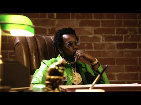 Conway The Machine ft. Ludacris & JID  - Scatter Brain (Official Video)