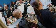 Canal Dock Boathouse Concert: Horn   Cello   4×4