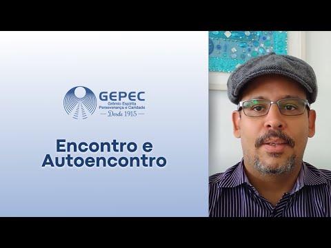 Encontro e Autoencontro - Danilo Cruz | GEPEC