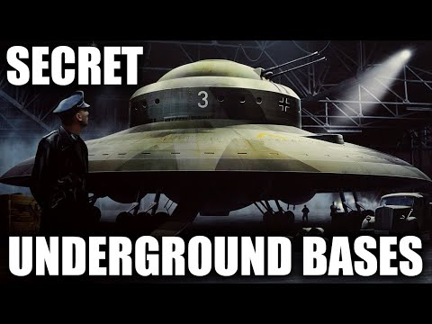 Secret Underground Bases - ROBERT SEPEHR