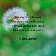 Emotions frivoles