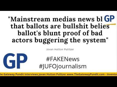 News Ballot Bluffing Big Time!