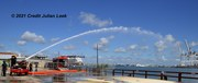 Quayside training at Port Canaveral