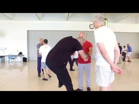 Agreement - Teaching moments with Sifu Adam Mizner