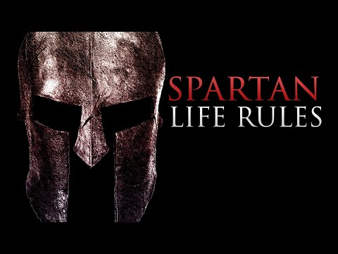15 Spartan Life Rules (How To Be Mentally Strong)