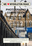 Myddleton Road Photography Competition