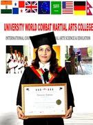 University World Combat Martial Arts College