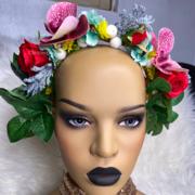 Bouquet Headband. 20k