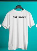 Love is love Kamala Harris t-shirt