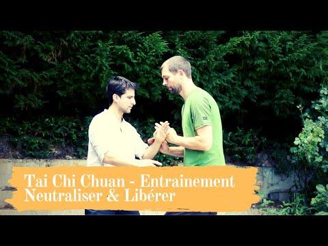 Entrainement Tai Chi Chuan - Neutraliser & Libérer