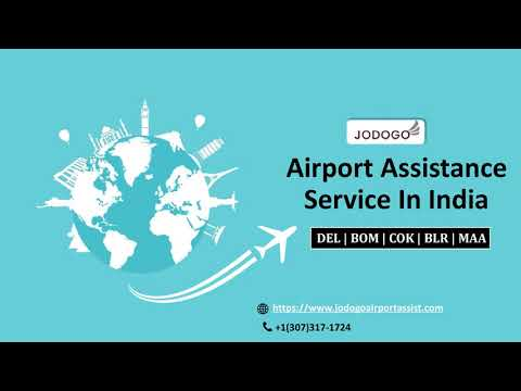 Airport Assistance Service in India - All Indian #InternationalAirport Service