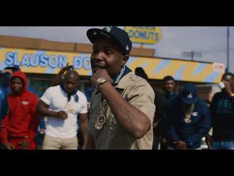 J Stone - Put That On Crip ft. O.T. Genasis