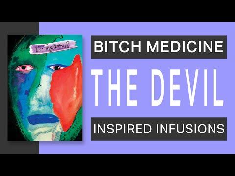 Bitch Medicine • The Devil • Eliza Bundledee