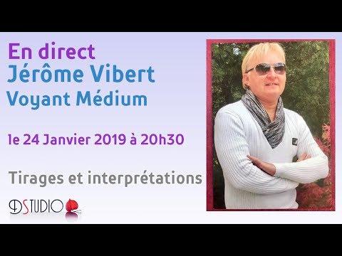 Jérôme Vibert Voyant Médium
