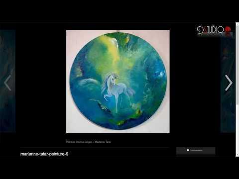 Marianne Tatar artiste inspirée