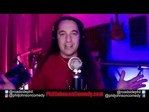 The Amazing Original Johnny Blaze Show !!! Episode 16 - Phil Johnson !!!