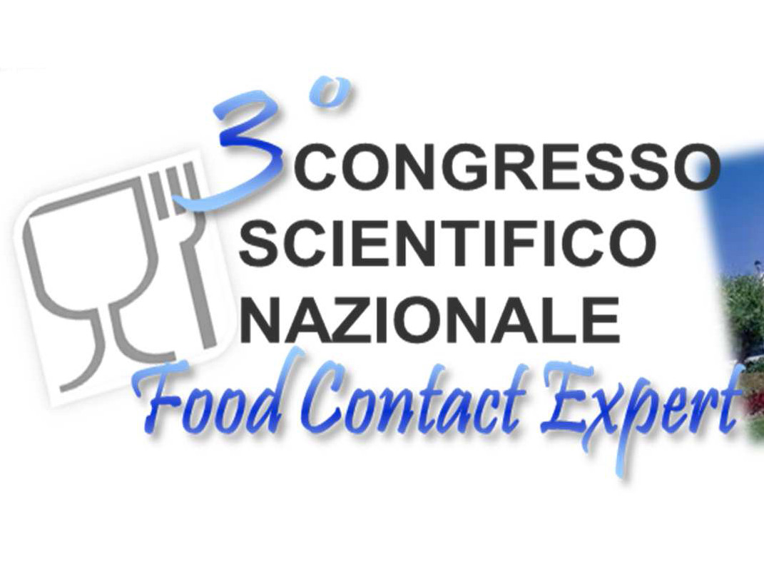 3° Congresso Scientifico Nazionale Food Contact Expert 25 06 2014