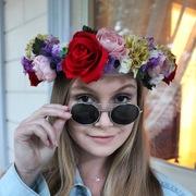 Hippy floral