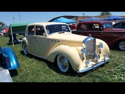 1948 Bentley MkVI Hot Rod Is Nothing Sacred??!!