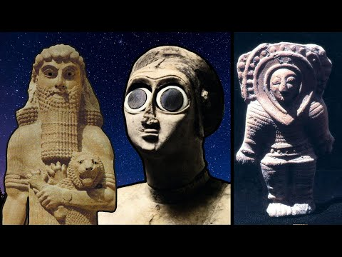 The Garden of Eden Discovered: Ancient Alien Slave Creation Colony?