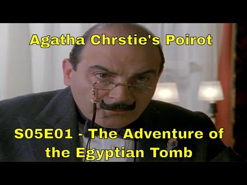 Poirot S05E01 - The Adventure of the Egyptian Tomb [FULL EPISODE] Agatha Christie's Poirot