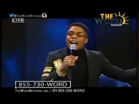 King Prophet Joshua Holmes Live On The Word Network🔥🔥🔥