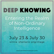 Deep Knowing: Entering the Realm of Non-Ordinary Intelligence