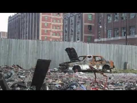 As America's Collapse Accelerates, Many US Cities Start To Resemble Post-Apocalyptic Cesspools