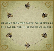 We come from the earth