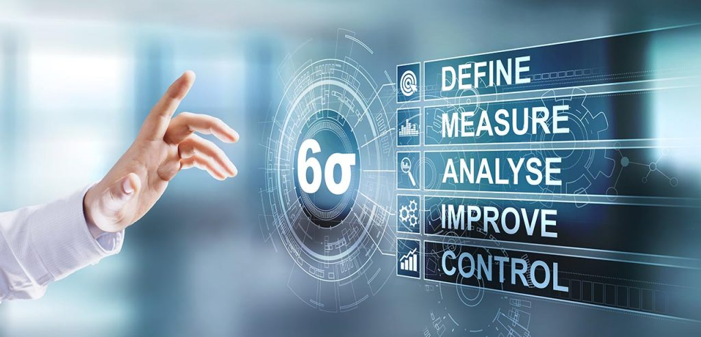 Analyze Phase of a Six Sigma DMAIC Project