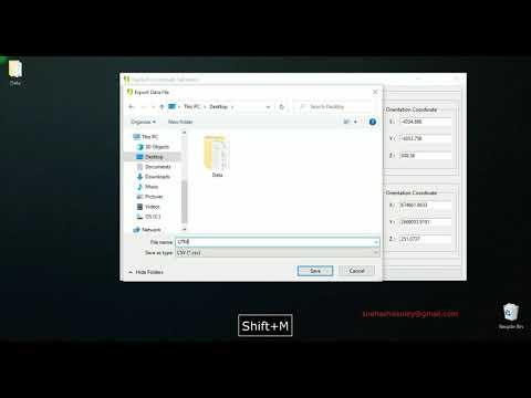 Calculate / Convert Coordinate System
