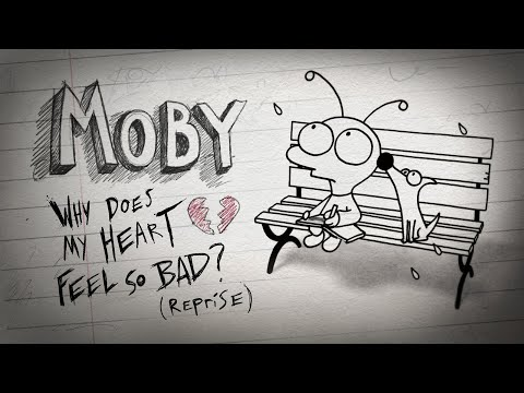 Moby - 'Why Does My Heart Feel So Bad? (Reprise Version)' (Official Video) #WhyDoesMyHeartFeelSoBad