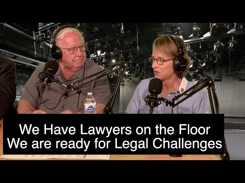 Wendy Rogers Az Audit Update Part 2 - Lawyers are on the Floor - We are ready for Legal challenges.