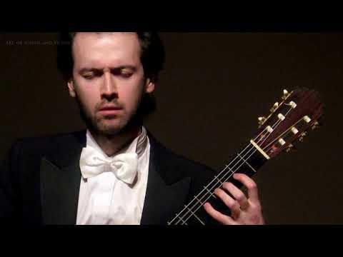 6 Cello Suites BWV 1007 - 1012 Petrit Çeku Guitar Complete LIVE CONCERT