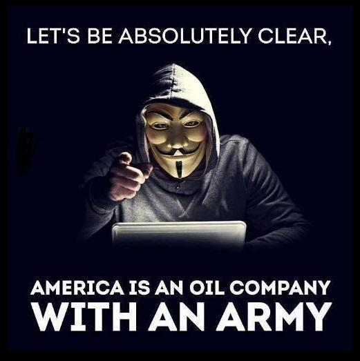 Let's Be Absolutely Clear - America Is An Everything They Can Steal Company,,,WITH A CULLED GOYIM ARMY