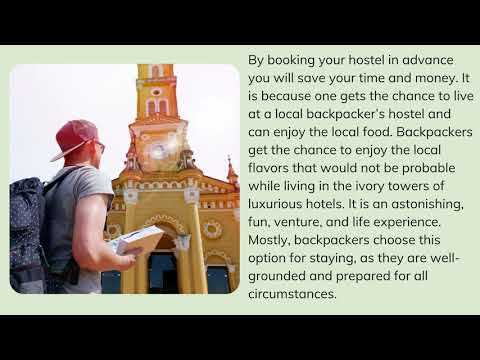 Things To Consider While Planning A Backpacker Trip To Perth