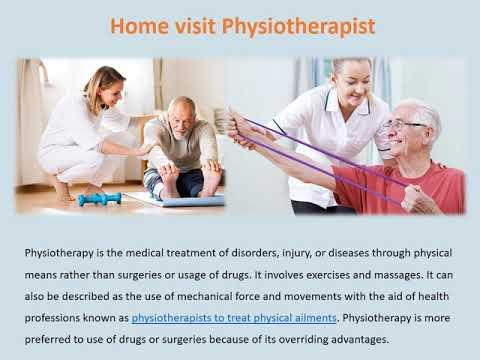 Physiotherapist in Dwarka, Delhi