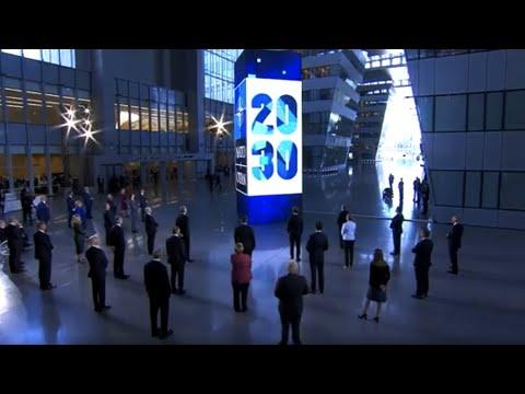 Leaders digital experience at NATO Summit