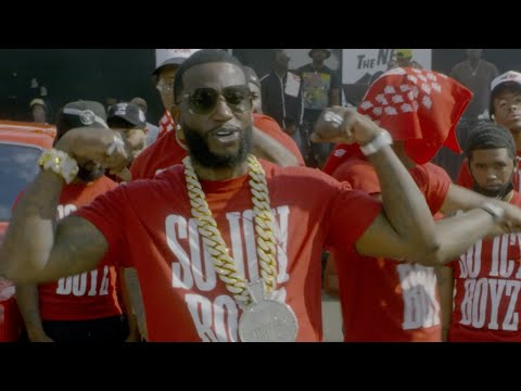 Gucci Mane - Posse On Bouldercrest (feat. Pooh Shiesty & Sir Mix-A-Lot) [Official Music Video]