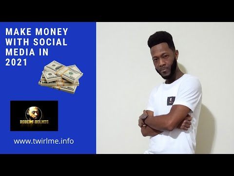 How To Make Money With Social Media In 2021  With No Money
