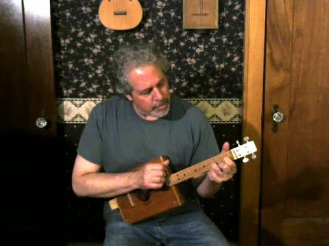 Isn't It A Pity -  tenor cigar box ukulele