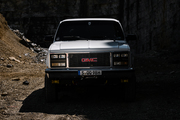 1990 GMC Jimmy with nearly 190,000mls on the clock